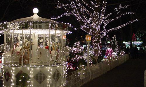 Stone Zoo's ZooLights are Boston's Closest Winter Lights (4.5 stars ...